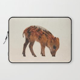 Little Ones: Wild Boar Laptop Sleeve