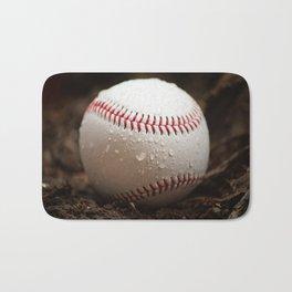 Baseball Home Run Bath Mat