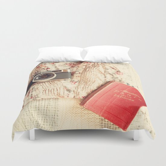 what's your dream ...? Duvet Cover