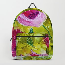 Summer Blooms Backpack