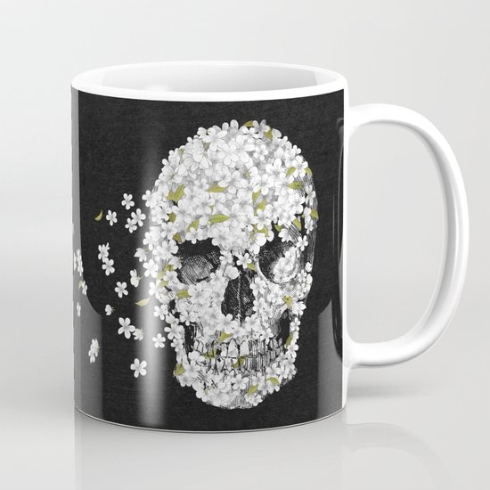 A Beautiful Death - mono Mug