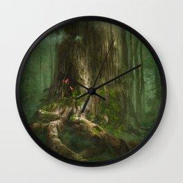 Secret of Mana Wall Clock