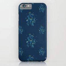 Swirly Jellyfish iPhone 6s Slim Case
