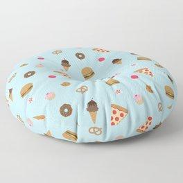 snack attack Floor Pillow