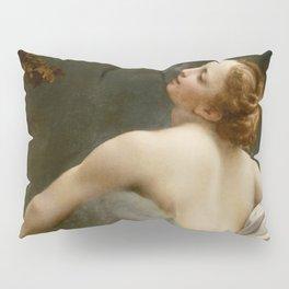 "Antonio Allegri da Correggio ""Jupiter and Io"" Pillow Sham"