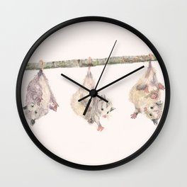 Not much, just hangin Wall Clock