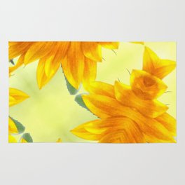SUNFLOWER - PLAY Rug