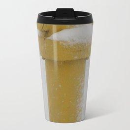 Yellow Fire Hydr Travel Mug