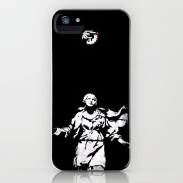 Holy Guns iPhone Case