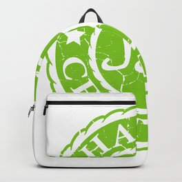 100% Halal Muslim And Diet Expert Gift Backpack