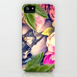 Flower dream iPhone Case