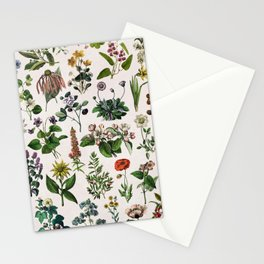 vintage botanical print Stationery Cards