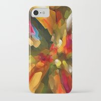 christmas tree iPhone & iPod Cases featuring Christmas Tree by Paul Kimble