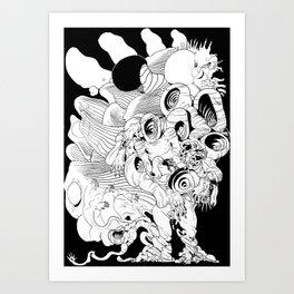 charm Art Print