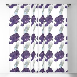 Universe in the Bottle Blackout Curtain