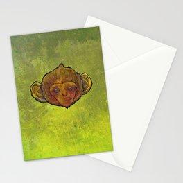 monkey Stationery Cards