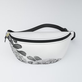 Flowers in the morning Fanny Pack
