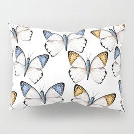 Tropical butterflies  Pillow Sham