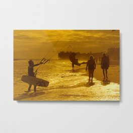 Mui ne beach Metal Print