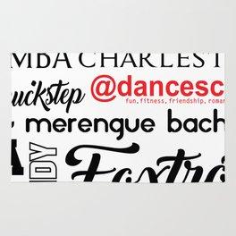 dance @danceScape Rug