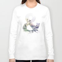 ampersand Long Sleeve T-shirts featuring Ampersand by John W. Hanawalt