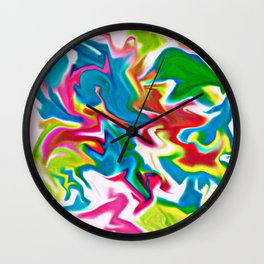 Ghost 5 Wall Clock