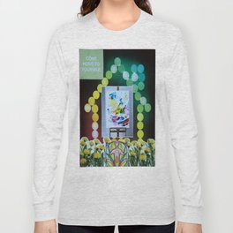 Collage - Come Home to Yourself Long Sleeve T-shirt