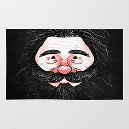 Rubeus Hagrid Rug