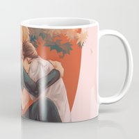 yaoi Mugs featuring Raira Days by washuuchan