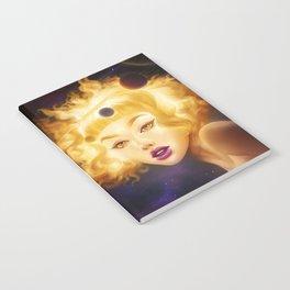 Sunny Girl Notebook