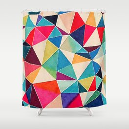 Brights Shower Curtain
