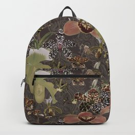 Victorian Orchids Backpack