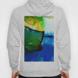 Abstract Bliss 4I by Kathy Morton Stanion Hoody