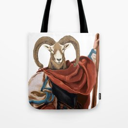 Aires the Ram Tote Bag