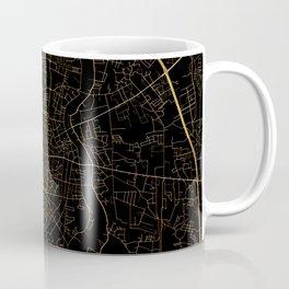 Chiang Mai map, Thailand Coffee Mug