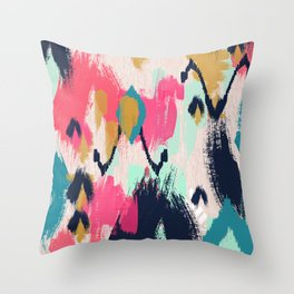 Bohemian take 2 Throw Pillow