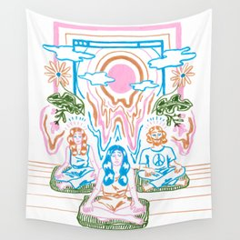 The Unbearable Hotness of Being Wall Tapestry