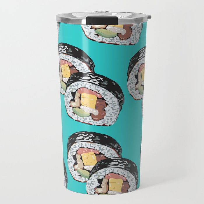 """Sushi Obsession"" Travel Mug"