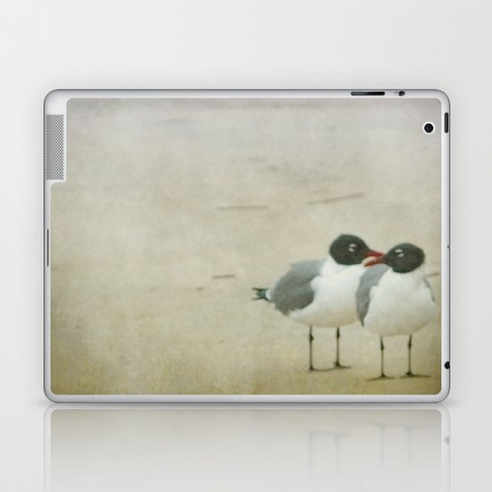 The Dynamic Duo Laptop & iPad Skin
