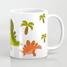 Dinos - Mom and baby Coffee Mug