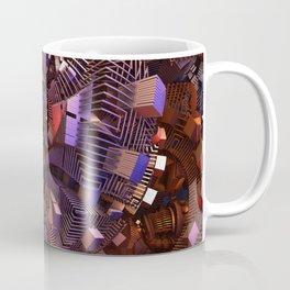 The Fractal Heart Coffee Mug