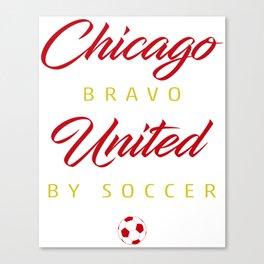 Chicago Bravo Canvas Print