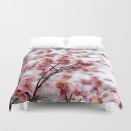 The First Bloom Duvet Cover