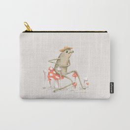 Awkward Toad Carry-All Pouch