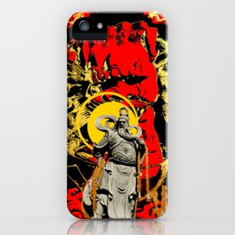God of War iPhone Case