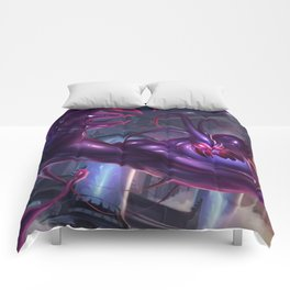 Special Weapon Zac League Of Legends Comforters