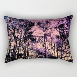 Forest (Sunrise) Rectangular Pillow