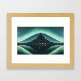 Kirkjufell, Iceland Framed Art Print