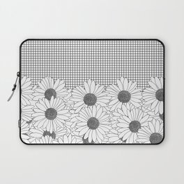 Daisy Grid Laptop Sleeve