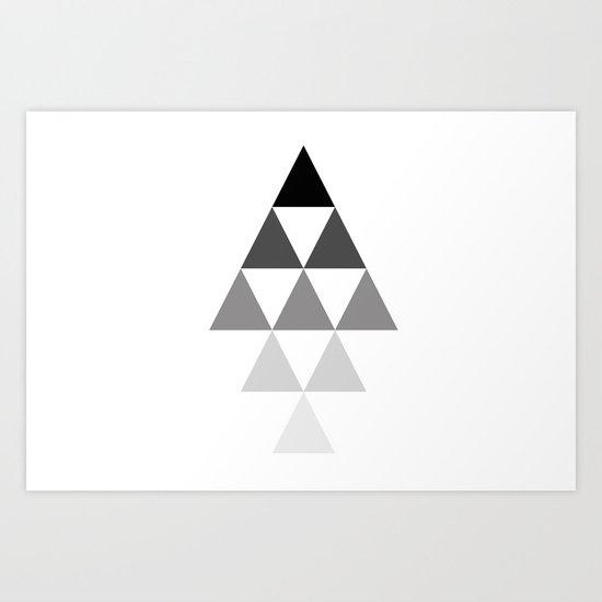 Formation lvl.3 Art Print